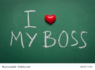 Love my boss